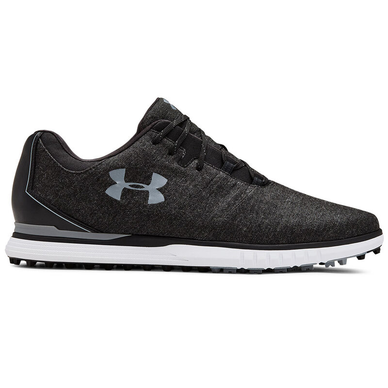 Under Armour Showdown SL Sunbrella Shoes Male BlackSteelSteel 9