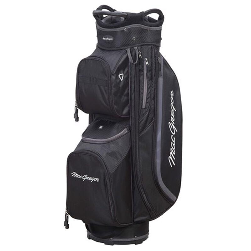 MacGregor MTX Golf Cart Bag, Black