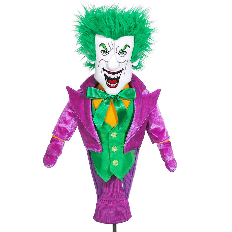 Creative Covers The Joker Driver Head Cover Male Joker