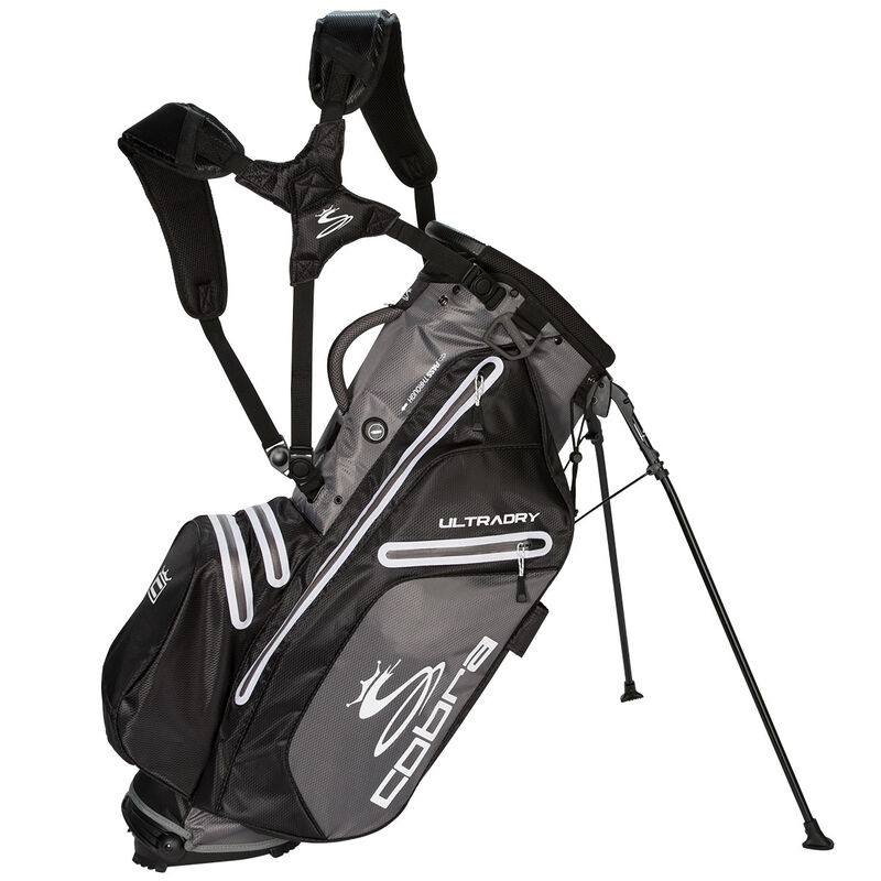 Cobra Golf Ultradry Stand Bag Male Black