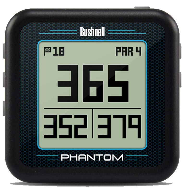Bushnell Mens Black Phantom Golf GPS