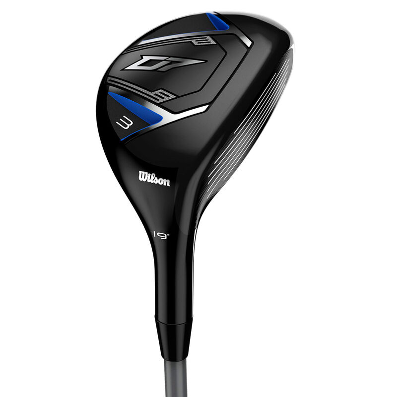 Wilson Staff D7 Hybrid Male Right Hand 19° Recoil 460 Stiff