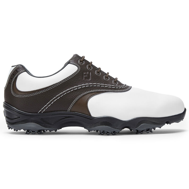 FootJoy Originals Shoes Male WhiteBrown 7 Regular