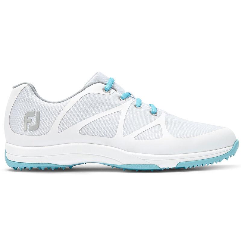 FootJoy Ladies Leisure Golf Shoes Female WhiteBlue 7 Regular