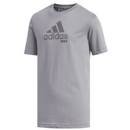 low cost 31e50 aaa1c adidas Golf Junior Graphic Tee Shirt