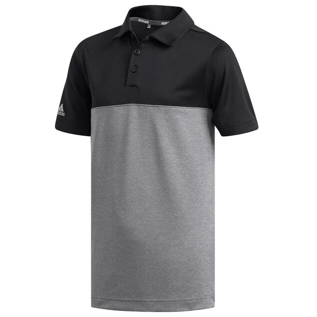 super popular d2750 c131d The adidas Golf Polo Shirt Benefits  Heathered Appearance  Stretch  Properties ...