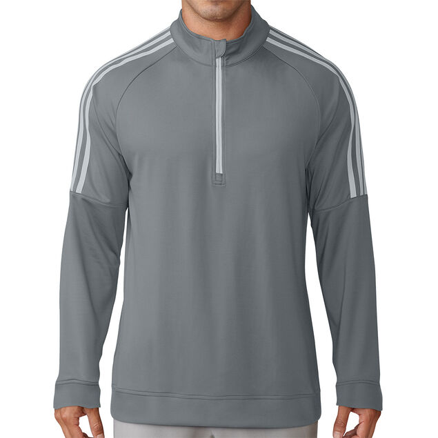 timeless design eba70 d5b3b Product details. adidas Golf 3-Stripes Quarter Zip Windshirt
