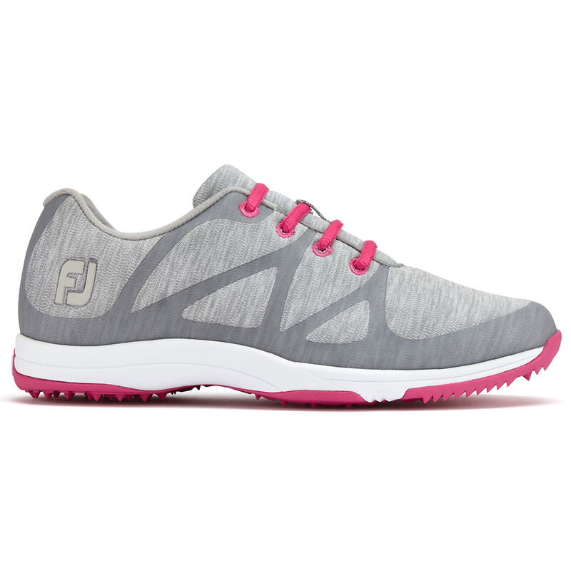FootJoy Ladies Leisure Golf Shoes Female LIGHT GREY 6 Wide