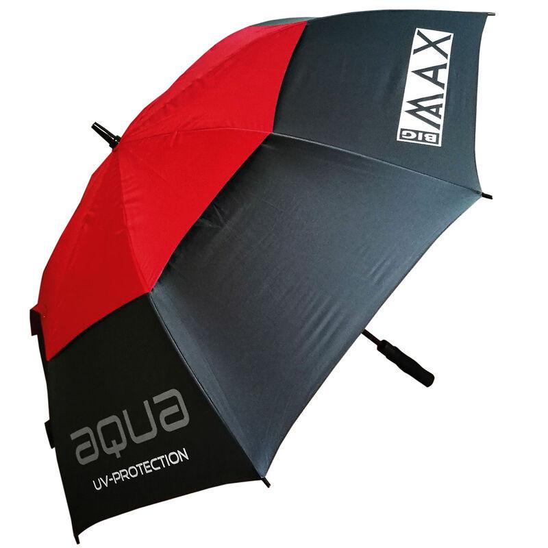 BIG MAX Aqua UV Umbrella Male Black Red One Size