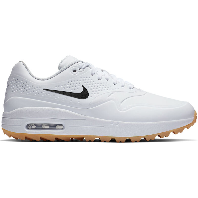 Nike Air Max 1G Shoes Male WhiteWhiteGum Light Browm 9 Regular