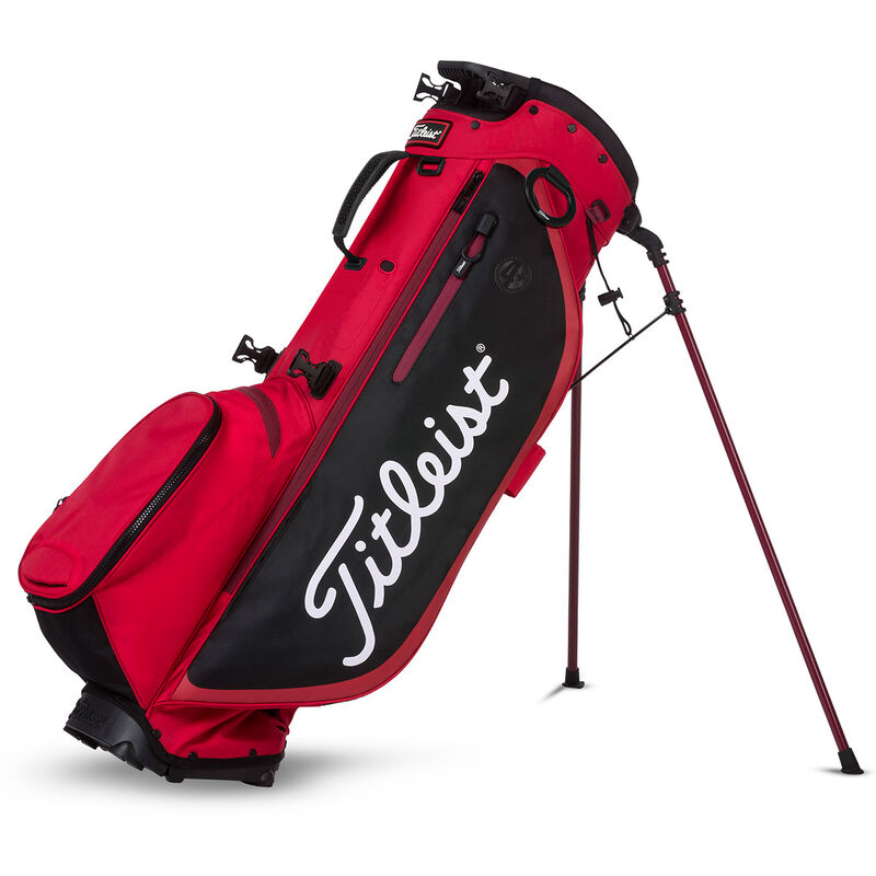 Titleist Players 4 Plus Stand Bag Male RedBlack