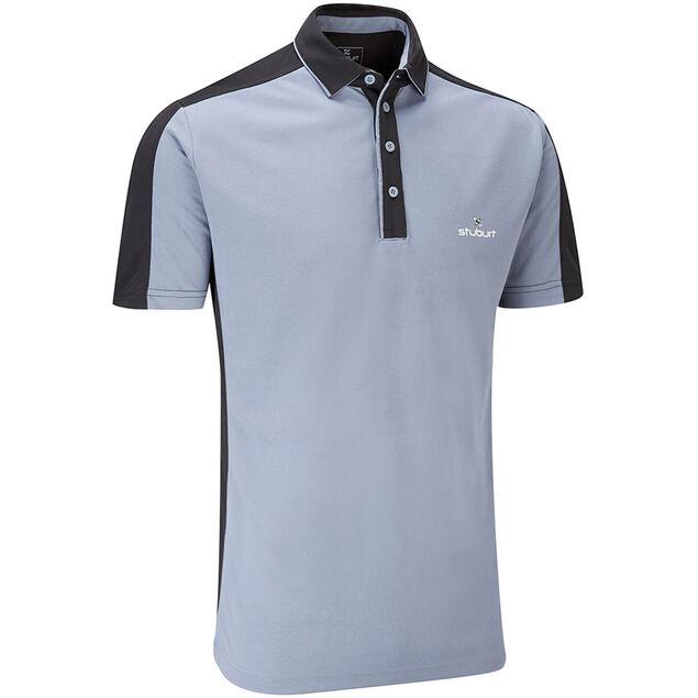 482c24b88 The Stuburt Polo Shirt Features: Moisture Wicking ...