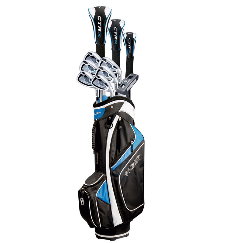 Fazer Black CTR20 Right Hand Package Set