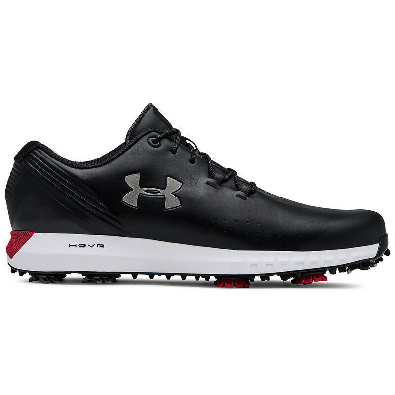 Under Armour HOVR Drive Shoes Male BlackBlackMetallic Gun Metal 7 Wide