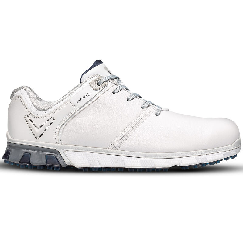 Callaway Golf Apex Pro Shoes Male WhiteNavy 11