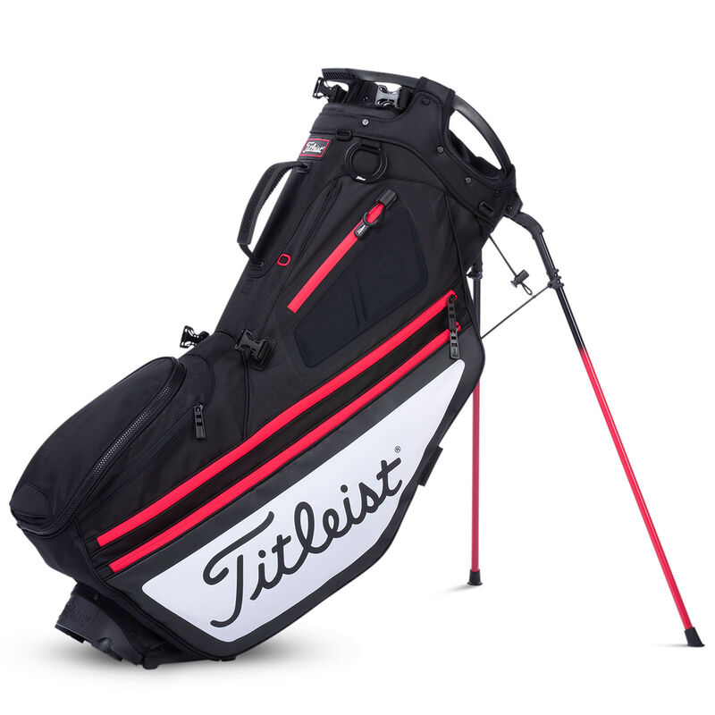 Titleist Hybrid 14 Stand Bag Male BlackRedWhite