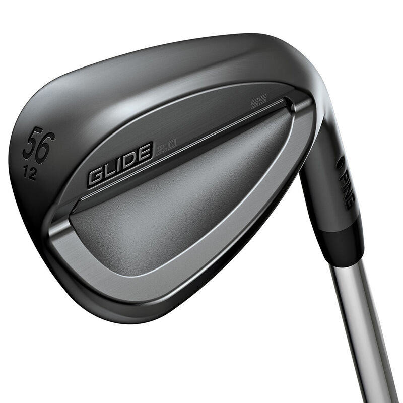 PING Glide 20 Stealth Standard Sole Wedge Male Right Hand 52 Standard Sole 12 Steel