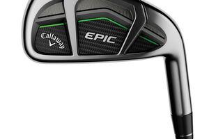 Callaway Golf GBB Epic Graphite Irons
