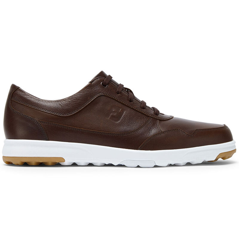 FootJoy Golf Casual Shoes Male Brown 11 Regular
