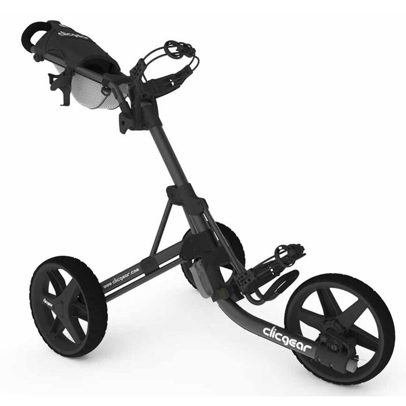 Clicgear 35 Trolley Male Charcoal