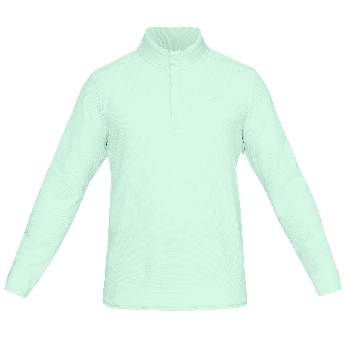 famous designer brand amazing price brand new Under Armour Storm SF Snap Mock Sweater | Online Golf