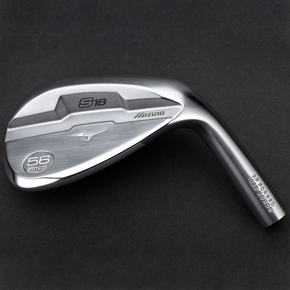 3538669199a7 Mizuno Golf White Satin S18 Wedge | Online Golf