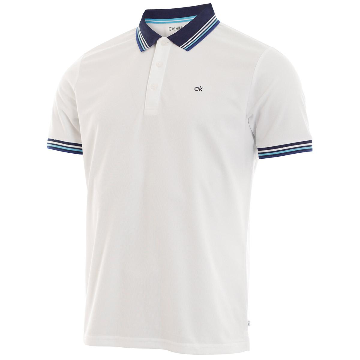 diseño atemporal 33824 43bc2 Calvin Klein Bi-Lite Polo Shirt