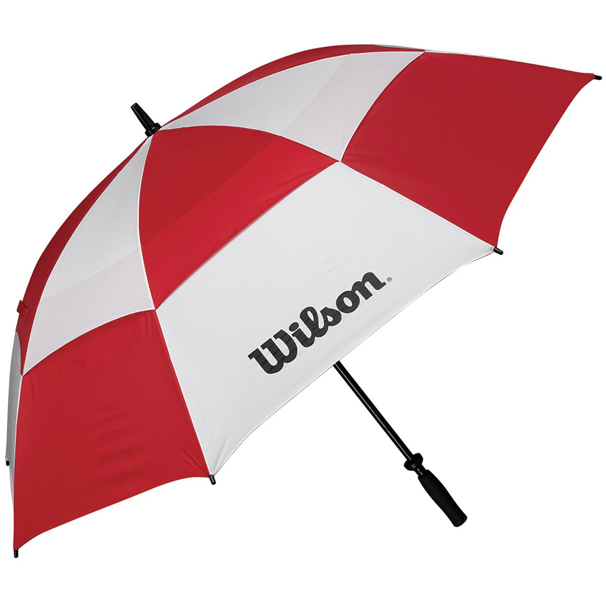 "b100e9d97a78 Wilson 62"" Double Canopy Golf Umbrella"