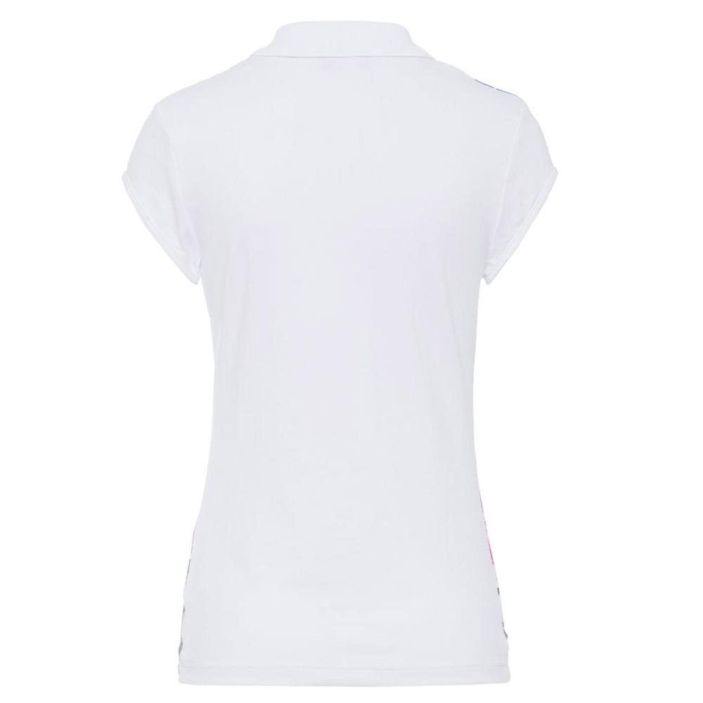 1fbf613f8f59 GOLFINO Ladies Bird Print Polo Shirt   Online Golf