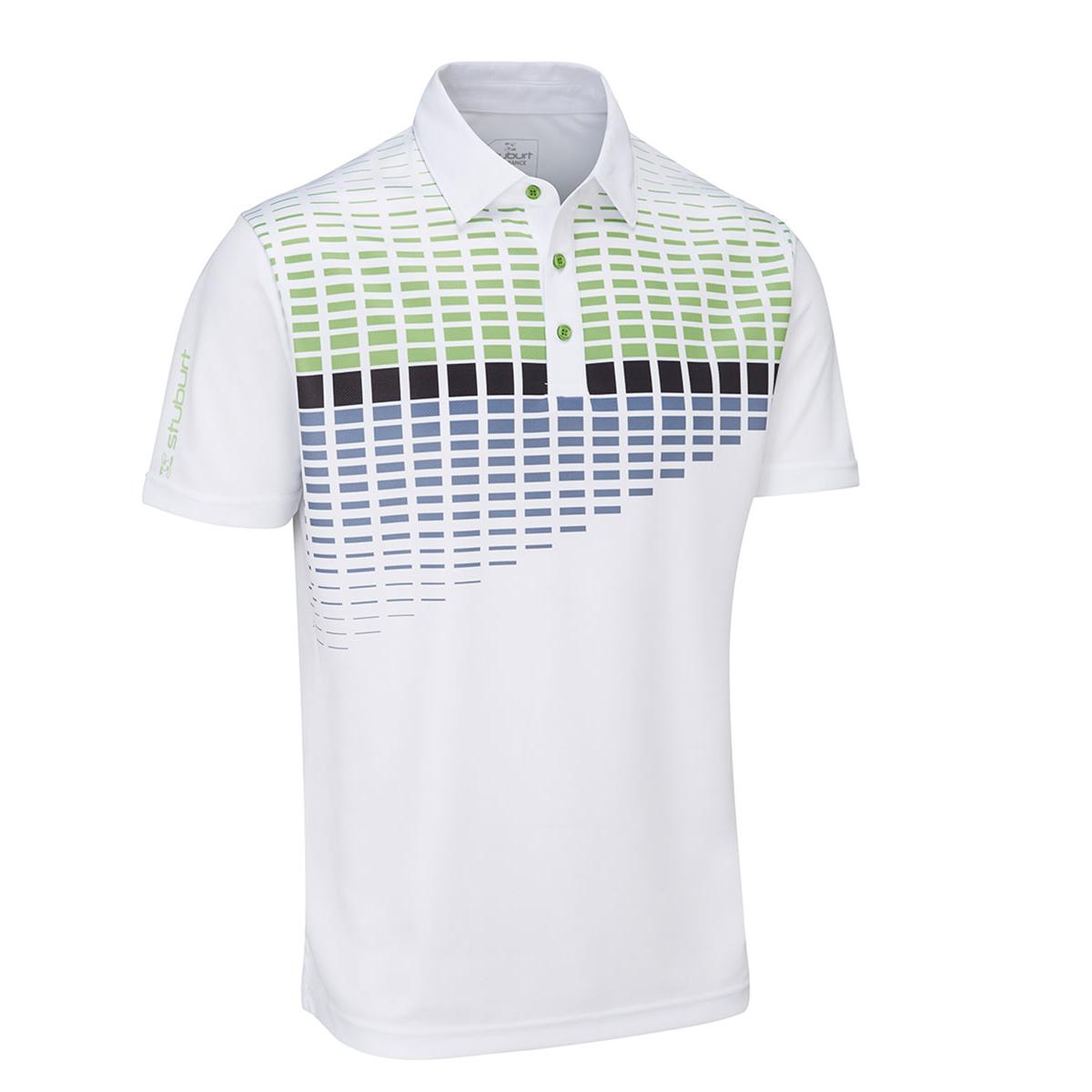 34a216b9f Stuburt Endurance Block Polo Shirt   Online Golf