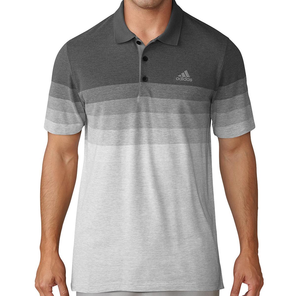 0c5bc8f8 adidas Golf Gradient Piqué Polo Shirt