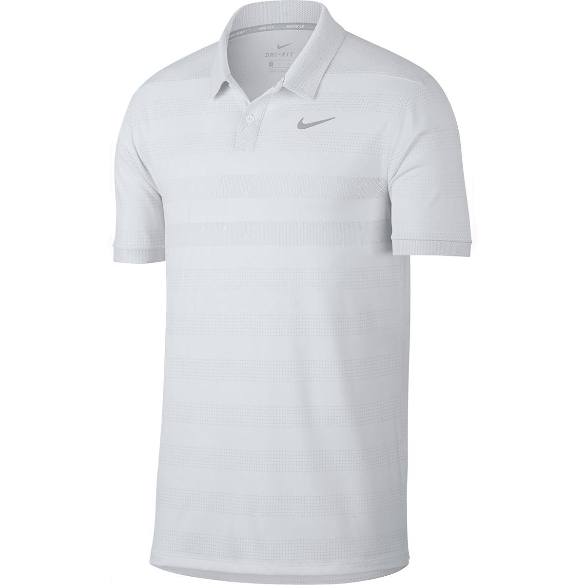 e5d3de75 Nike Golf Zonal Cooling Striped Polo Shirt | Online Golf