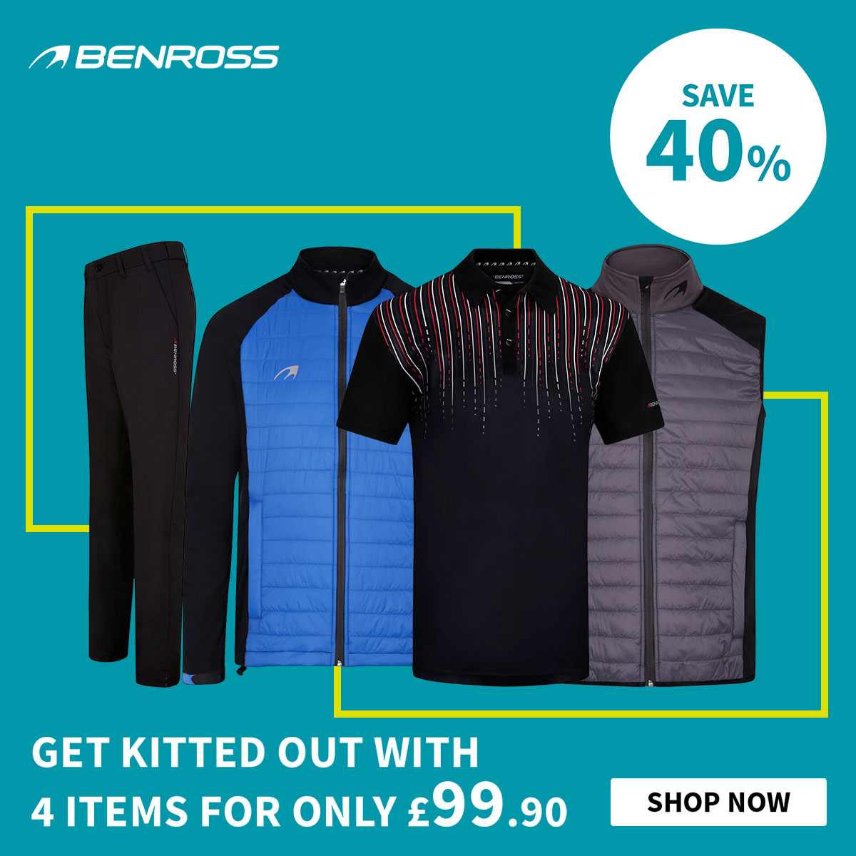 UP TO 50% OFF POLOS