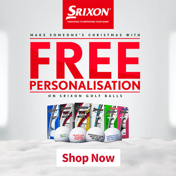 Srixon Personalised