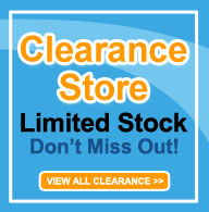 Banner Which Links to the Clearance Category