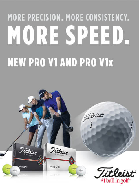 Titleist Pro V1 & V1X - Buy Now