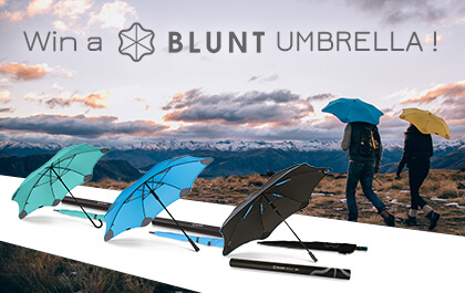 Blunt Umbrella Competition