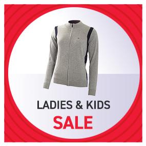 Ladies & Kids Sale