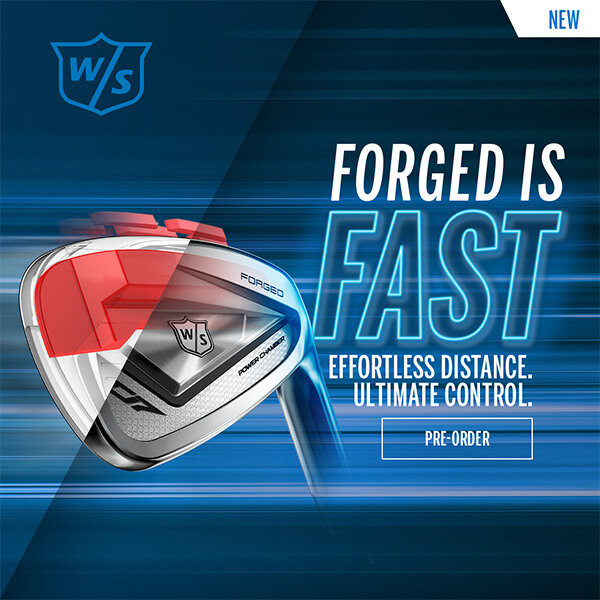 WILSON STAFF D7 FORGED