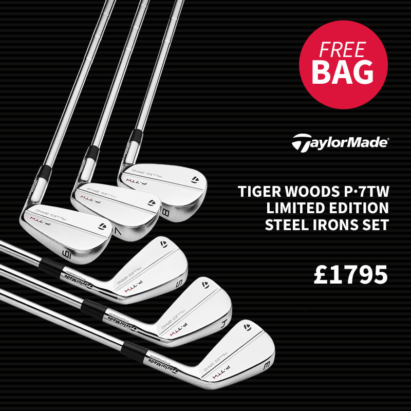 Tiger Woods - Free Bag
