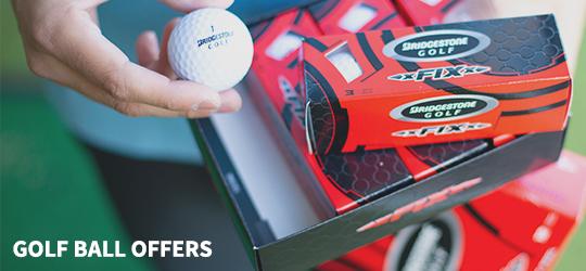 Golf Ball Offers