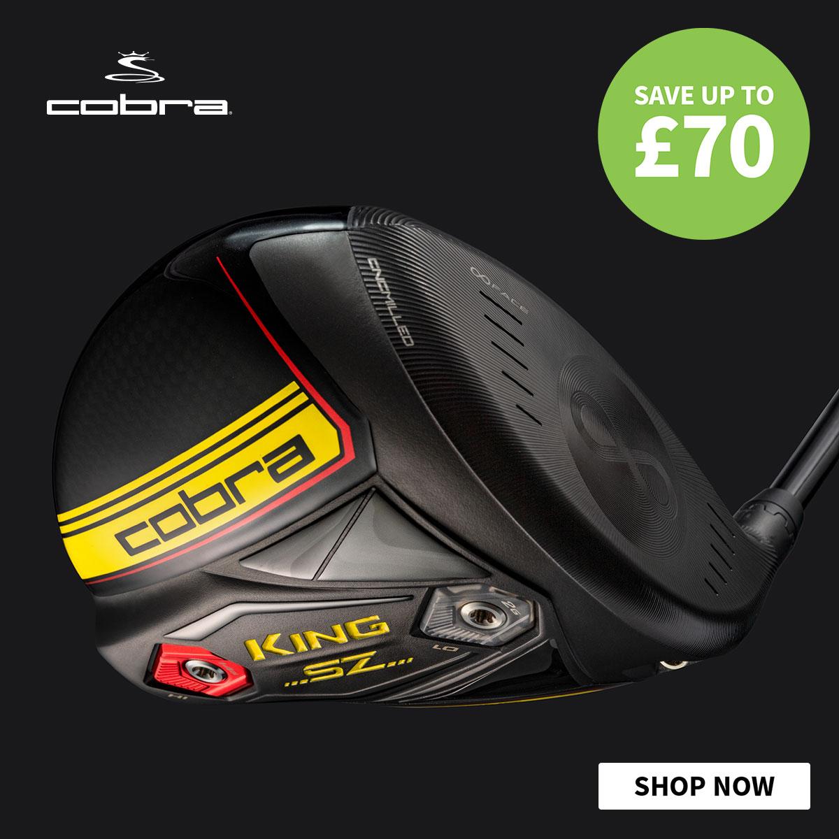 Cobra Speedzone Up To £50