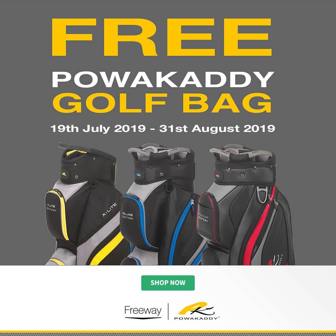 Powakaddy Claim Free Bag