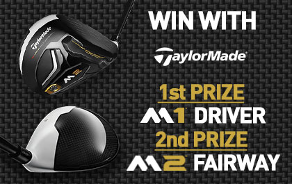 Taylormade M Range Competition