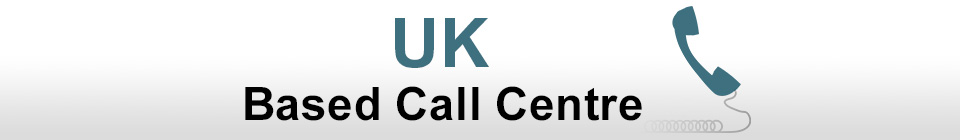 UK Based Call Center