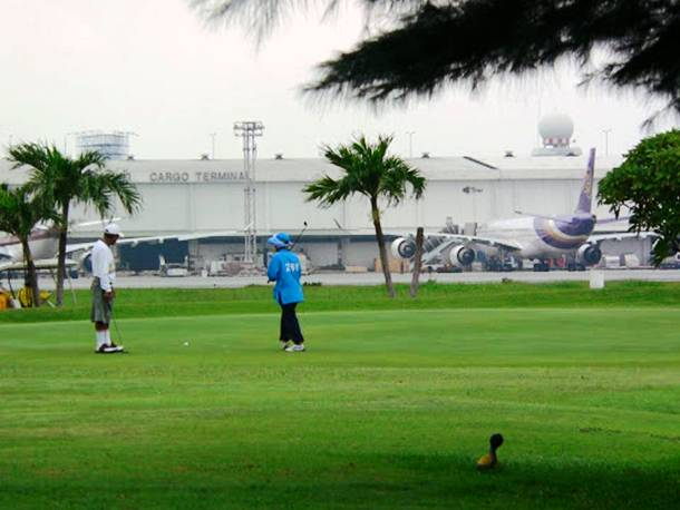 Kantarat, Don Mueang International Airport