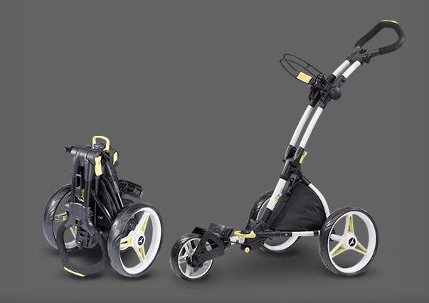 Motocaddy Push Trolleys