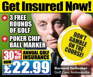 Golf Care Banner