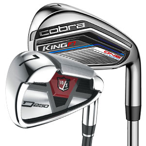 Sets of Irons