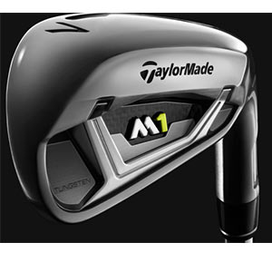 TaylorMade M-Series Irons (2017)